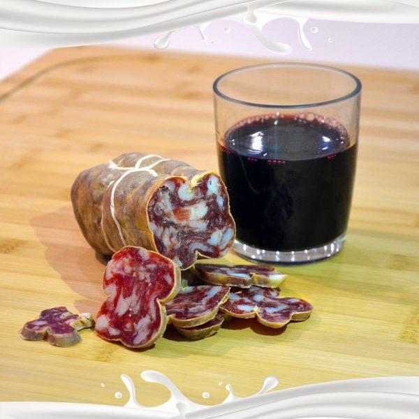 Soppressata al Vino